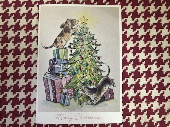 9. BRNGB Christmas Card